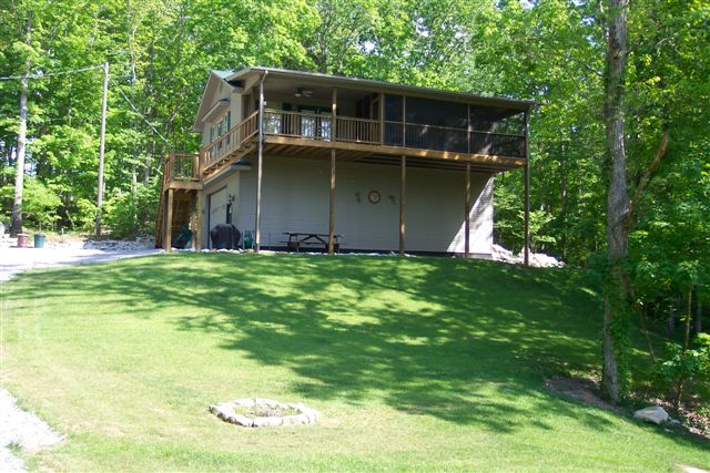 Lake Cumberland Vacation Rental Home Page